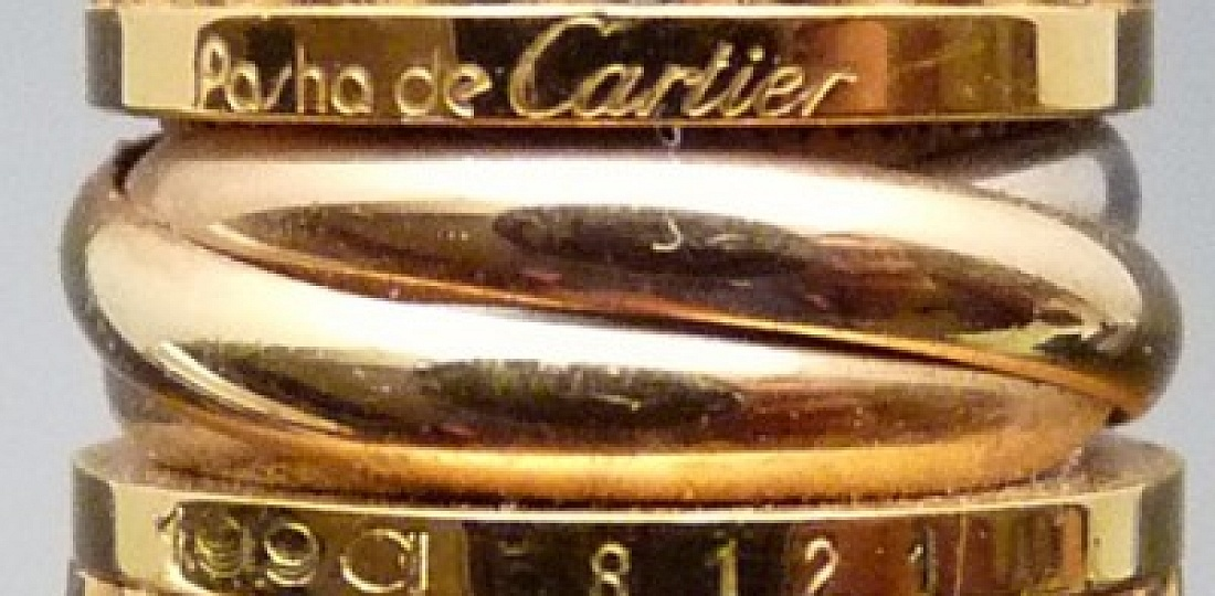 Cartier Pasha Pen, Detail View