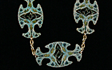 19th-Century Buckle & 20th Century Necklace